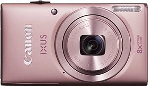 Canon IXUS 132 EU18 Fotocamera Compatta Digitale 16 MP, Colore Rosa