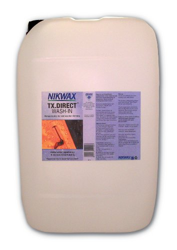 Nikwax Tx. Direct Wash In Wash In Waterproofer - 25lt