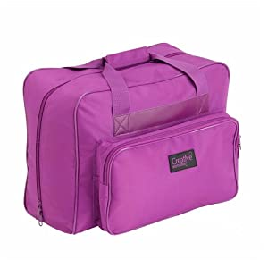 Creative Notions Sewing Tote in Purple