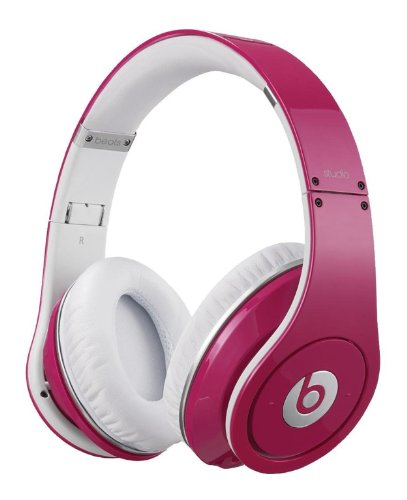 Beats Studio Over-Ear Headphone (Pink) [Old Version]