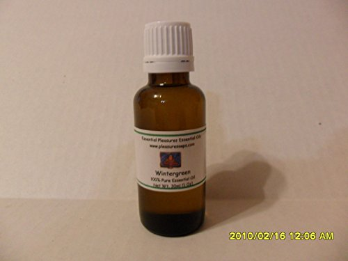 Wintergreen Essential Oil 2 Oz.