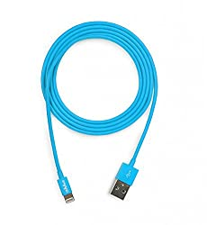 Ahha DonutString Sync & Charge Cable / Lightning Cable 1.2 M - Blue (A-HCCB-1003)