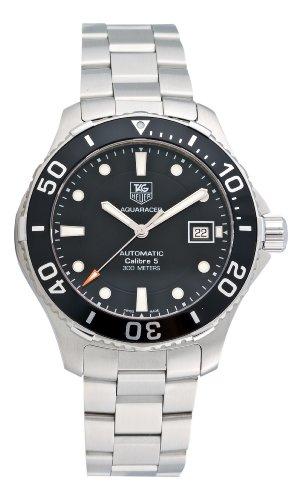Tag Heuer Aquaracer Calibre 5 Automatic Mens Watch WAN2110.BA0822
