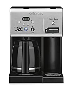 Cuisinart Coffee Maker Cleaning Light : Amazon.com: Cuisinart CHW-12 Coffee Plus 12-Cup Programmable Coffeemaker with Hot Water System ...