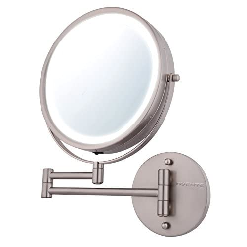 Magnifying Mirror With Light
