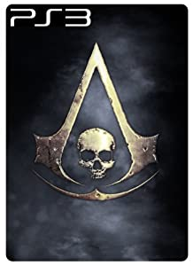 Assassin's Creed 4: Black Flag - The Skull Edition (Jumbo Steelcase) - [PlayStation 3]