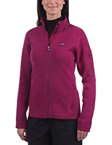 Patagonia Veste pour femme Better Sweater Rouge magenta 34