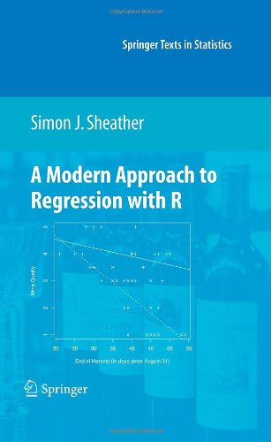 A Modern Approach to Regression with R (Springer Texts in...