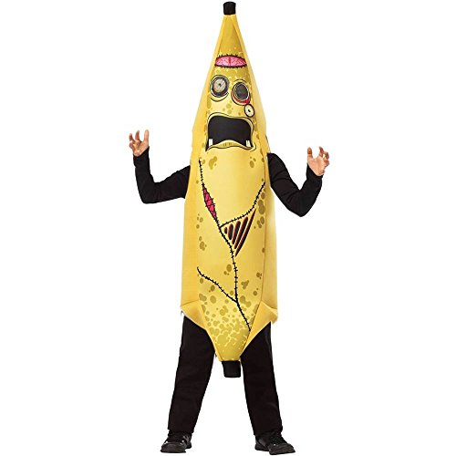 Zombie Banana Kids Costume - 7-10