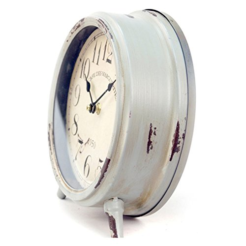 VIP International Round Table Clock 4