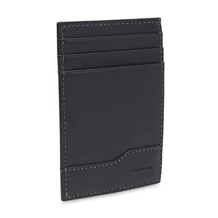 Hartmann Aviator Moneyclip Card Case