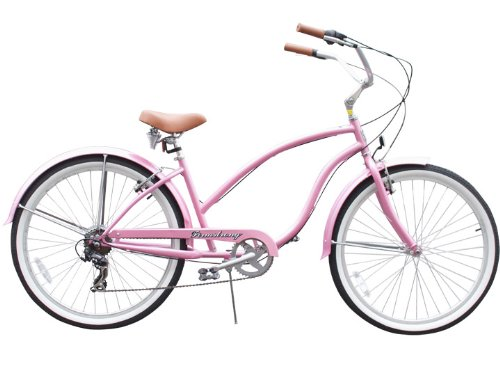 Chief Cruiser Bicycle Multi-speed (7sp) Firmstrong Women's 26