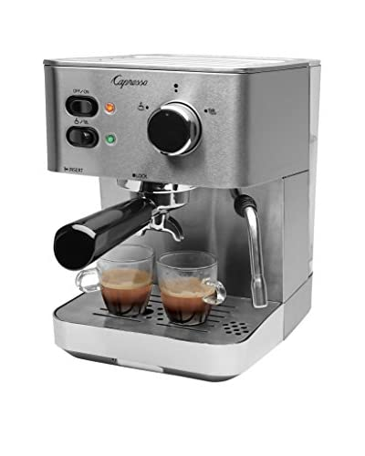 Jura-Capresso EC Pro Espresso & Cappuccino Machine, Stainless Steel