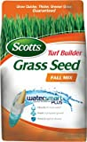 Scotts Lawns 18290 15-Lbs. Turf Builder Fall Mix - Quantity 1 Grass Seed - Best Reviews Guide
