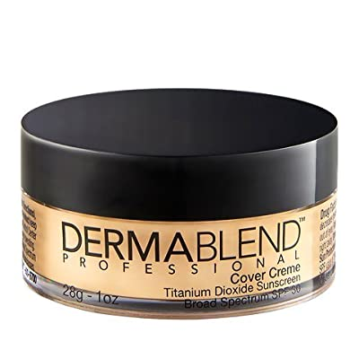 Dermablend Cover Creme Chroma 1 1/2: Yellow Beige