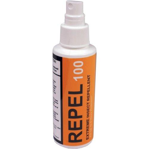 100% Deet Mosquito repellent 120ml Spray Bottle
