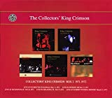 Collectors King Crimson  1971-72 - Audio CD