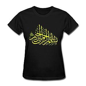 Designed Girl Casual T Shirt,Black T-shirt