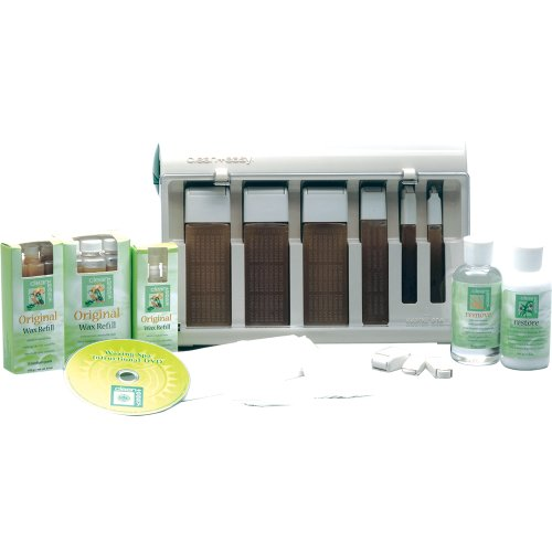 New Clean Easy Professional Waxing Basic
