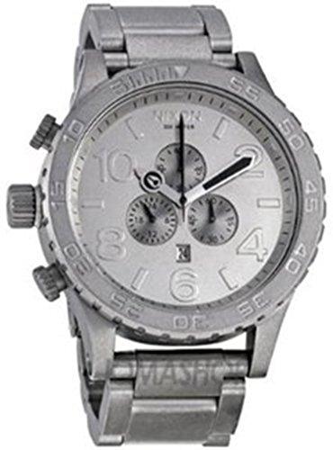 NIXON Mens NXA0831033 Chronograph Dial Watch