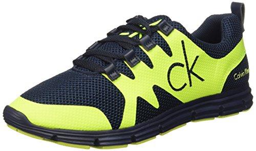 Calvin Klein JeansMurphy - Sneaker Uomo , Multicolore (Multicolore (Nyf)), 43