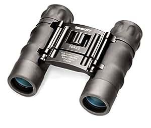 Tasco Essentials 10x25 Compact Binocular (Black)