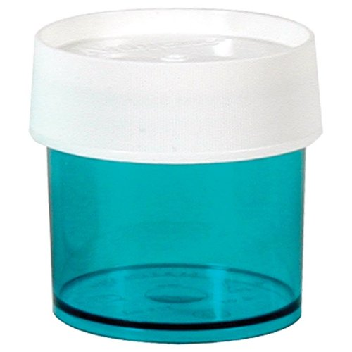 Nalgene PC Jars GLACIER BLUE 4 oz