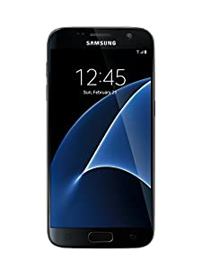 Samsung Galaxy S7 G930F 32GB Factory Unlocked GSM Smartphone International Version (Black)