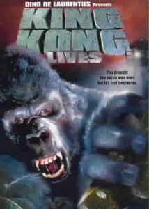 King Kong Lives [DVD] [1986] [Region 1] [US Import] [NTSC]