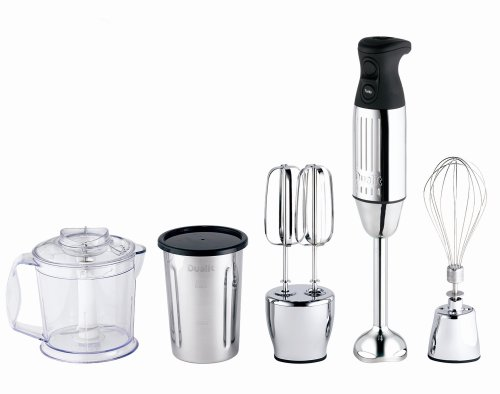 Dualit Hand Blender Gift Pack Chrome 88810