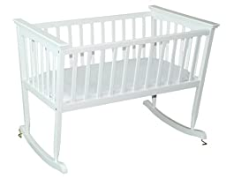 Jolly Jumper Mission Cradle - White