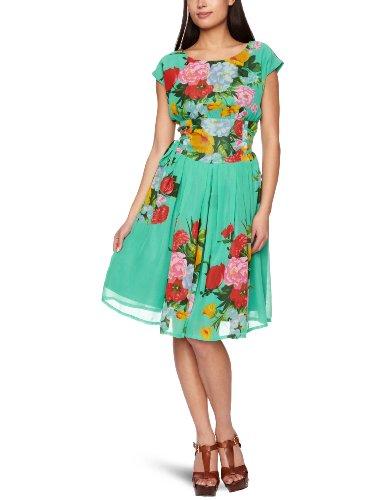 Fever Cezanne Side Lace Women's Dress Mint 10