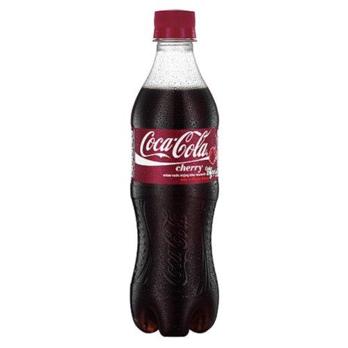 Coca Cola Cherry 500 ml (Pack of 24)