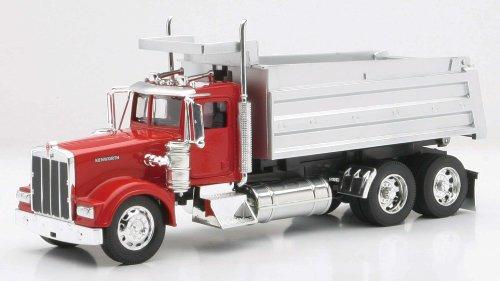 Kenworth W900 1:32 Toy Dump Truck 10.5 Inch