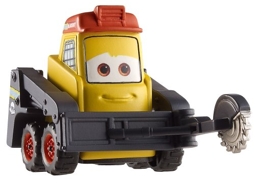 Disney Planes: Fire & Rescue Smoke Jumpers Blackout Vehicle