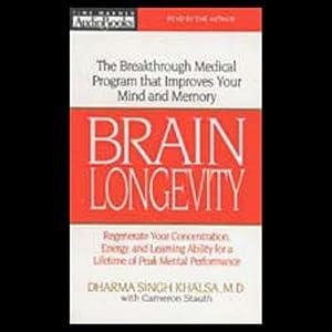 Brain Longevity Audiobook