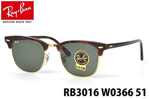 【レイバン国内正規品販売認定店】RB3016 W0366 51サイズ Ray-Ban (レイバン) サングラス メンズ レディース