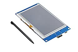 Makerfire HDMI 5 RPI LCD Display Screen 800*480 with Touchscreen Kit