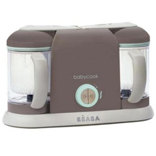 Best Price Beaba Babycook Pro2X Baby Food Processor and Steamer (Latte)  Best Offer