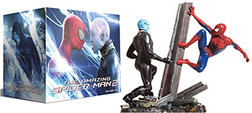 the-amazing-spider-man-collection-ltd-ce-2-blu-ray-statuina-import-anglais