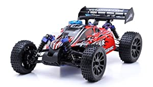 1/16 Exceed RC Blur Nitro Remote Control RC Buggy (HyperRed 2.4G RTR)***STARTER KIT REQUIRED AND SOLD SEPARATELY***