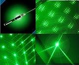 MOKO レーザーポインター ★ グリーン 緑 ★ 室内/戸外/商務用 グリーンポインター 出力20mw