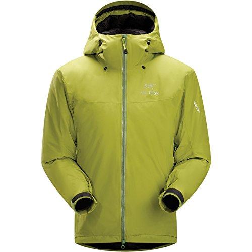 ARCTERYX Fission SL Jacket – Men's Jackets XXL Saguaro Green