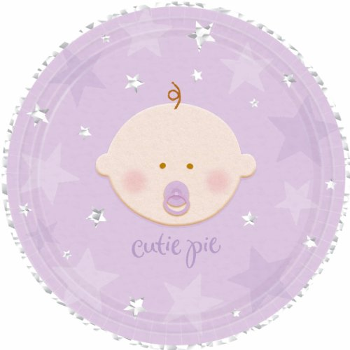 A STAR IS BORN (8) 9inch Paper Party Plates
