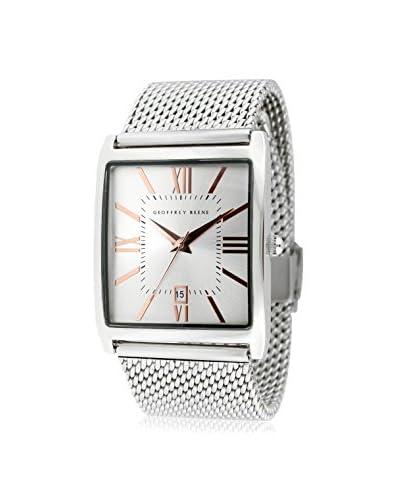 Geoffrey Beene Men's GB8052SLRG Stainless Steel Watch