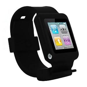low priced 6db12 189c4 iPod Nano 6th Gen watch wrist band skin case for iPod Nano 6th ...
