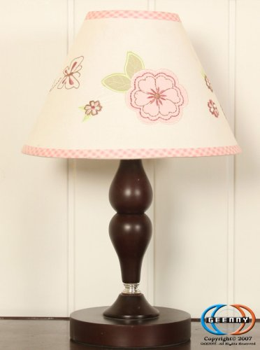 Geenny CF-2029-L Blossom Quilt Lamp Shade