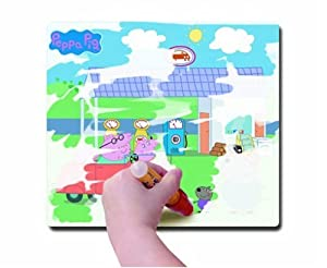 Tomy Aquadraw Peppa Pig Mini Mats