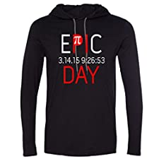 Epic Pi Day 3.14 T-Shirt Hoodie