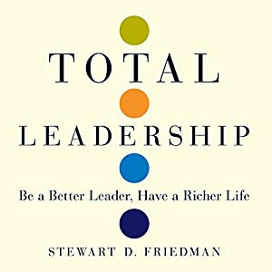 Total Leadership Audiobook